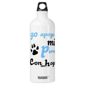 Yo apoyo a mi Perro SIGG Traveler 1.0L Water Bottle
