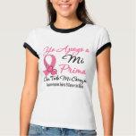 Yo apoyo a mi prima - Cáncer de Mama T-Shirt