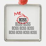 Yo Boss Ornaments Para Arbol De Navidad