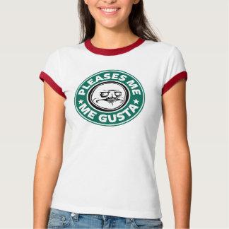 Yo camiseta del campanero de las señoras de Gusta Remera
