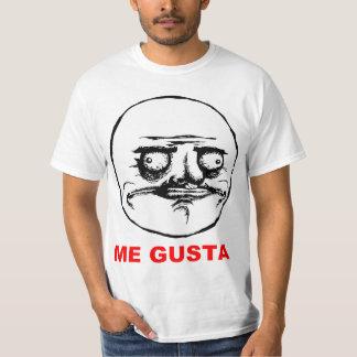 Yo cara Meme de la rabia de Gusta Camisas