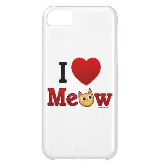 """""""Yo caso del iPhone del gato de los gatos del Funda Para iPhone 5C"""