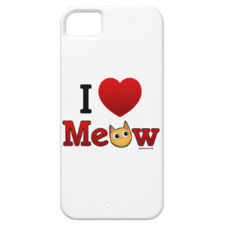 """""""Yo caso del iPhone del gato de los gatos del iPhone 5 Carcasas"""