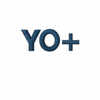 YO+ clásico Camiseta Polo