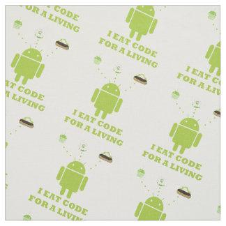 Yo como el código para un insecto androide vivo