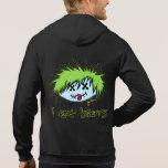 """""""yo como el zombi del tipo de los cerebros"""" (en fo camisetas"""