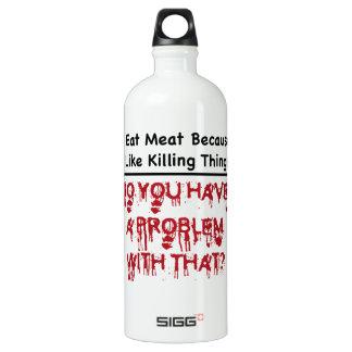Yo como la carne