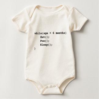 Yo como poo de I que duermo bebé programado Enterito