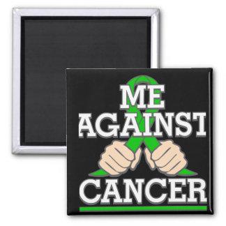 Yo contra cáncer hepático iman de frigorífico