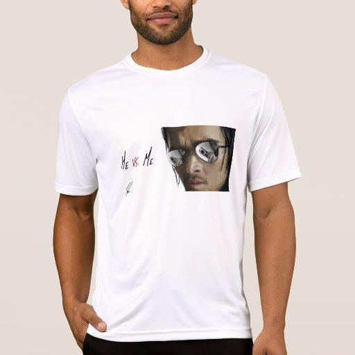 yo contra mí camiseta