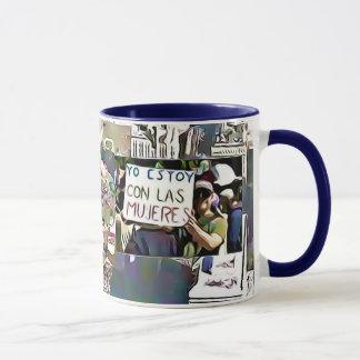 Yo Estoy Con Los Mujeres, I'm with Women Mug