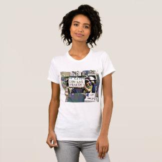 Yo Estoy Con Los Mujeres Women's Protesters Shirt