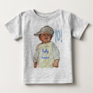 Yo everybody ! infant t-shirt