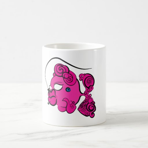 Yo Fish! Coffee Mug