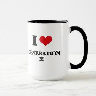 Yo generación de amor X Taza