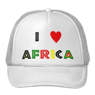 """""""Yo gorra de África del corazón"""""""
