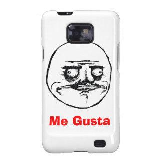 Yo Gusta Samsung Galaxy SII Funda