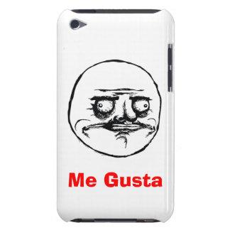 Yo Gusta iPod Touch Carcasa