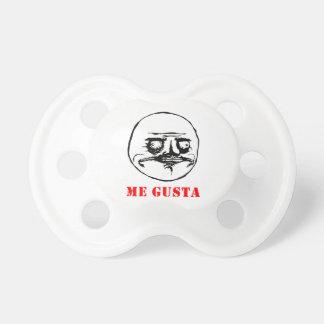 Yo Gusta - meme Chupete