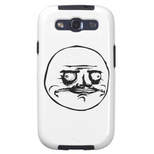 Yo Gusta Meme Galaxy S3 Fundas