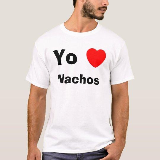 Yo Heart Nachos T-Shirt