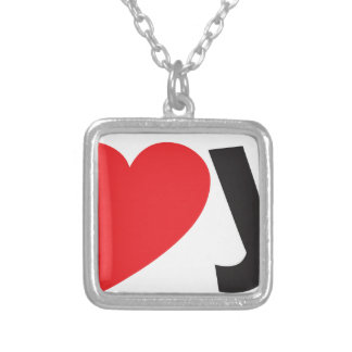 Yo heart You (I love you) Personalized Necklace