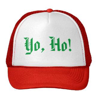 ¡Yo, Ho! Gorras De Camionero