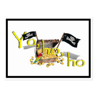 YO HO HO BUSINESS CARD