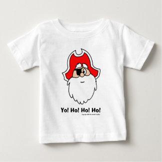 ¡Yo! ¡Ho! ¡Ho! ¡Ho! Camiseta infantil