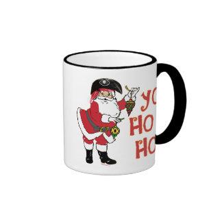 Yo Ho Ho Santa Mug