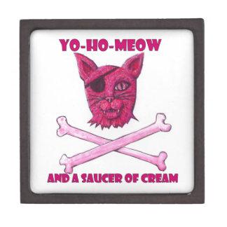 Yo-Ho-Meow Jewelry Box