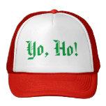 Yo, Ho! Mesh Hats
