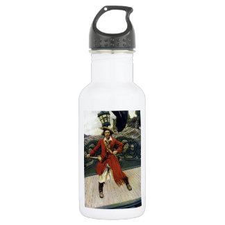 Yo Ho! Stainless Steel Water Bottle