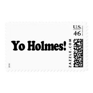 Yo Holmes Franqueo