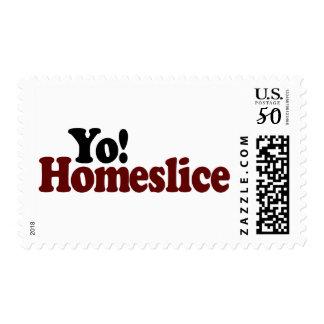 Yo Homeslice Postage