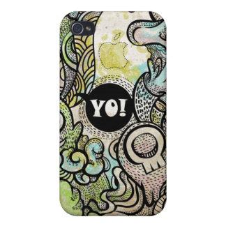 Yo iPhone 4/4S Cover
