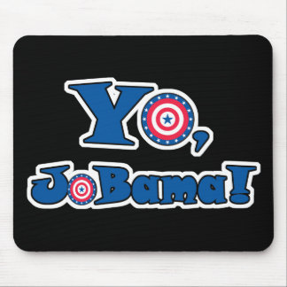 Yo Jobama (Obama) Mouse Pads