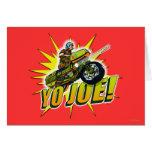Yo Joe! Greeting Cards