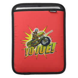 Yo Joe! iPad Sleeve