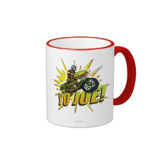 Yo Joe! Ringer Mug