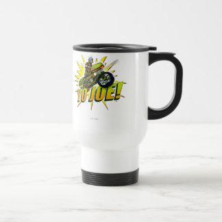 Yo Joe! Travel Mug