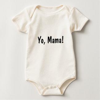 Yo, Mama! Baby Bodysuit