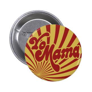 Yo Mama Button