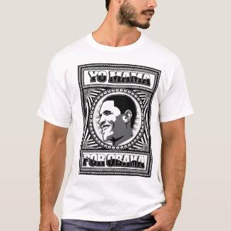 Yo Mama For Obama T-Shirt