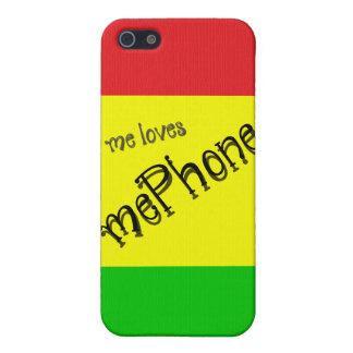 yo mePhone de los amores iPhone 5 Funda