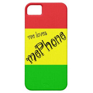 yo mePhone de los amores Funda Para iPhone 5 Barely There