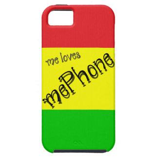 yo mePhone de los amores Funda Para iPhone 5 Tough