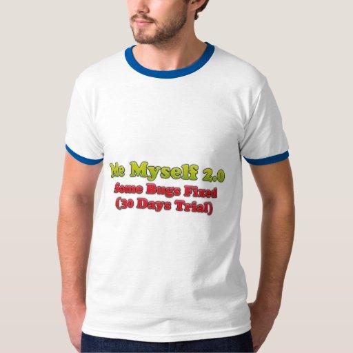 Yo mismo camiseta de 2,0 campaneros polera