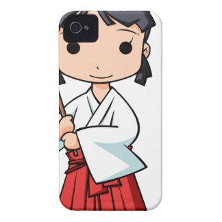 Yo! Miyako English story Omiya Saitama Yuru-chara Case-Mate iPhone 4 Case