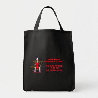 Yo Momma # 01 Tote Bag